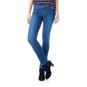GH Bass & Co Straight Leg Denim Jeans True Blue
